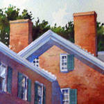 Twin Chimneys
